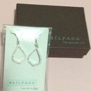SILPADA RETIRED EARRINGS NWT